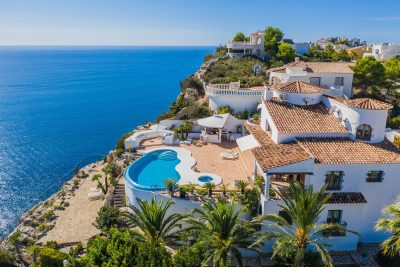 Property for sale in Javea, on the Costa Blanca in Spain