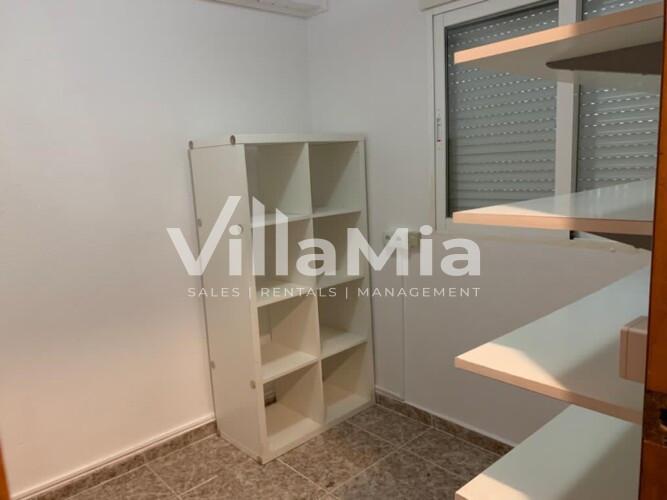 Apartment in Javea for long-term rental VMR 2491