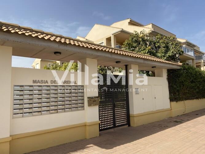 Apartment in Javea for long-term rental VMR 2688