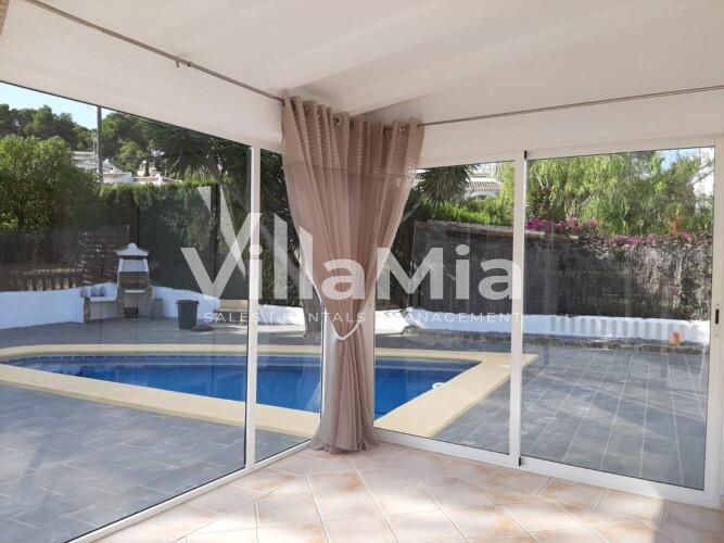 Villa in Javea for a long-term rental VMR 1964