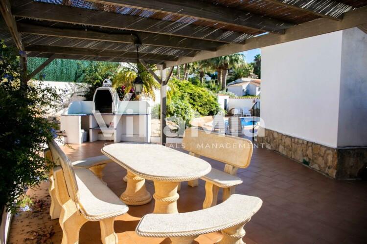 Villa in Javea for long-term rental VMR 1703