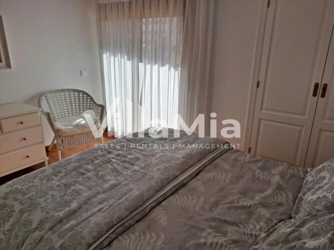 Apartment in Javea for long term rental VMR 2833