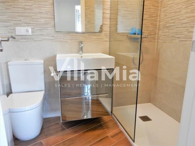 Apartment in Javea for long term rental VMR 2408