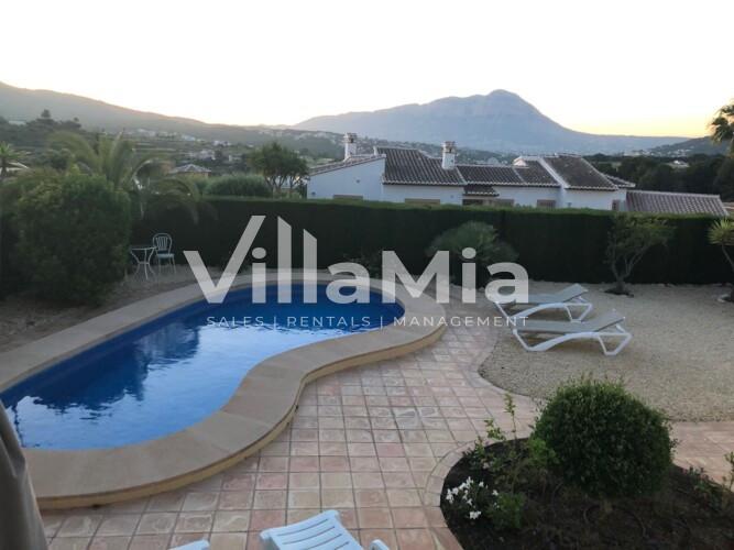 Villa in Benitachell for long term rental VMR 2839