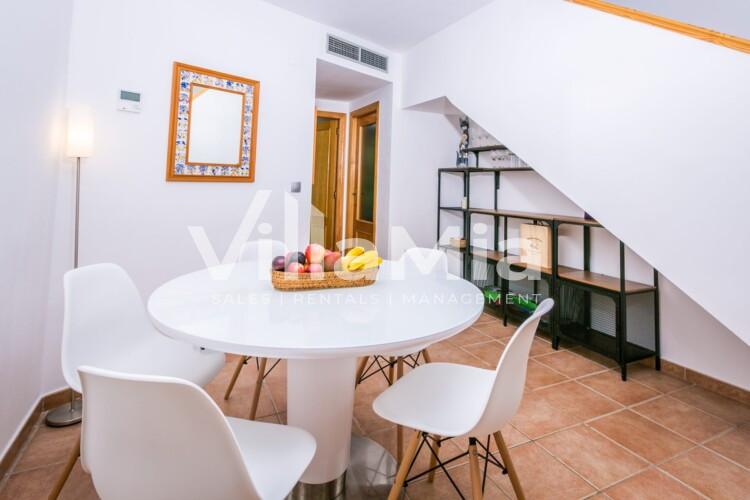 Townhouse in Javea for long term rental VMR 2854
