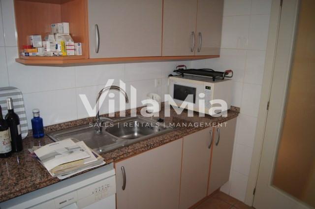 Apartment in Javea for long term rental VMR 2848