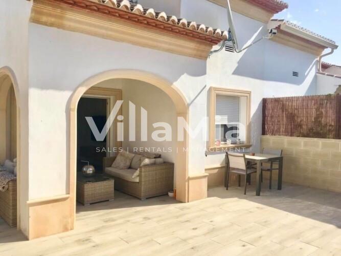 Townhouse in Benitachel for long term rental VMR 2860