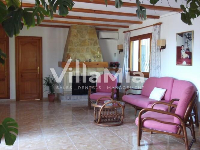 Villa in Javea for long term rental VMR 2862