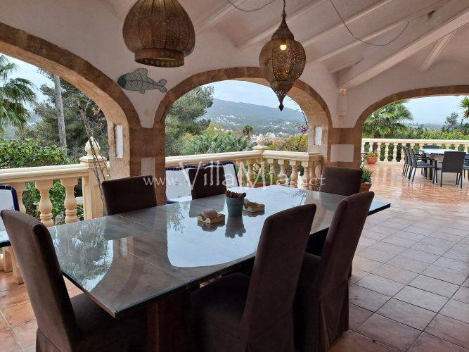 Villa in Javea for long term rental VMR 2863
