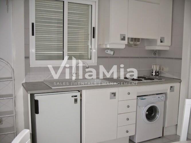 Apartment in Denia for long term rental VMR 2584