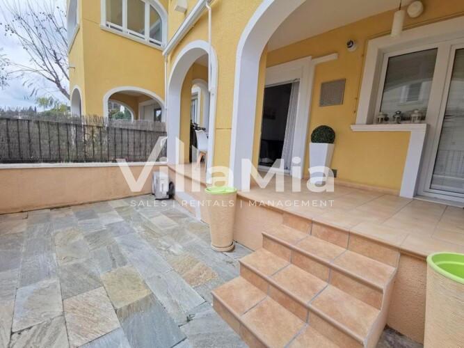 Apartment in Javea for long term rental VMR 2870