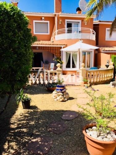Villa for long term rental in Gata de Gorgos VMR 2876