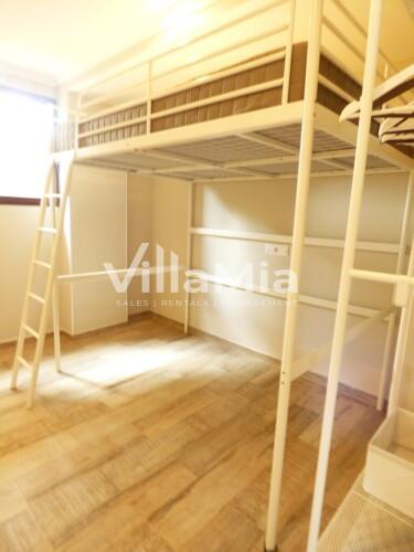 Apartment in Javea for long term rental VMR 2877