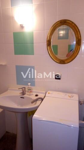 Apartment in Moraira for long term rental VMR 2483