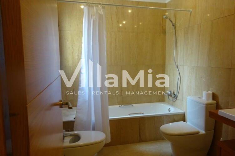 Apartment in Javea for long term rental VMR 2602