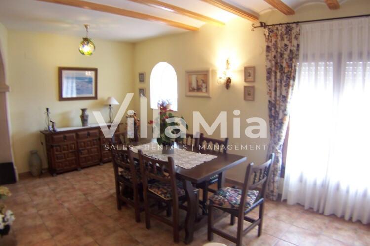 Villa in Javea for long term rental VMR 1232