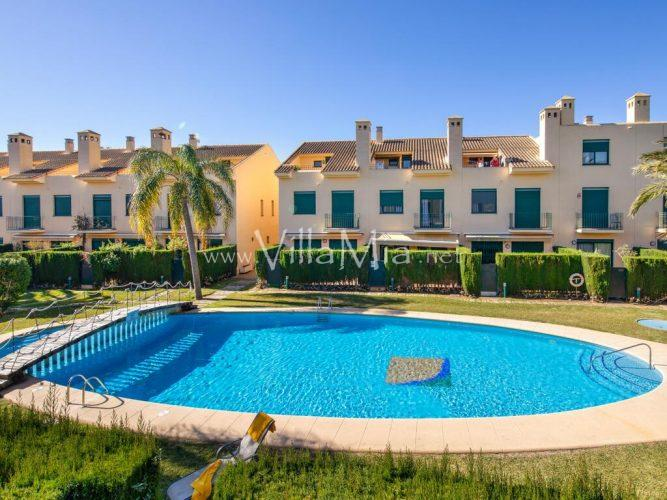 Townhouse in Javea for sale VM 2442
