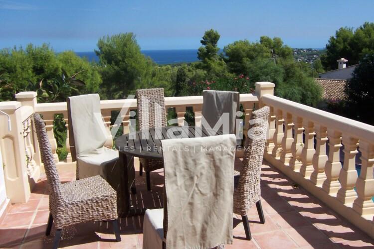Villa in Javea for sale VM 2445