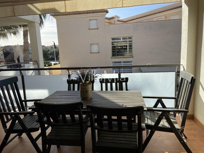 Apartment in Javea for winter let VMR 2281