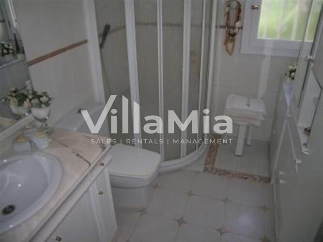 Villa in Javea for winter let VMR 1512