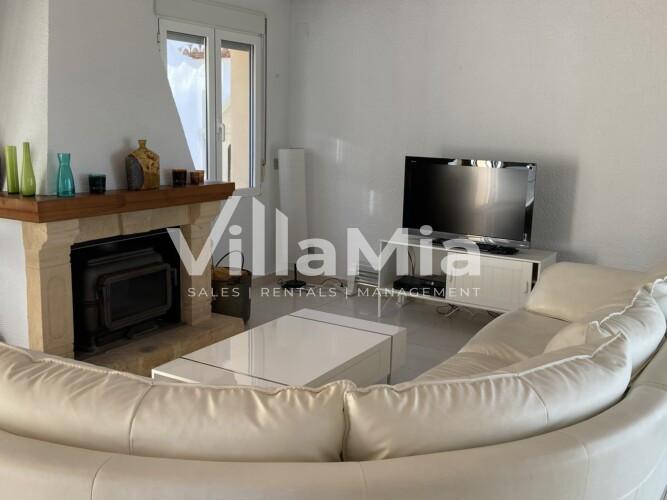 Villa in Javea for winter let VMR 2515