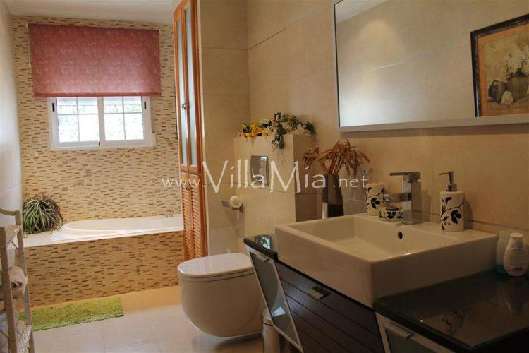 Villa in Javea for winter let VMR 1899