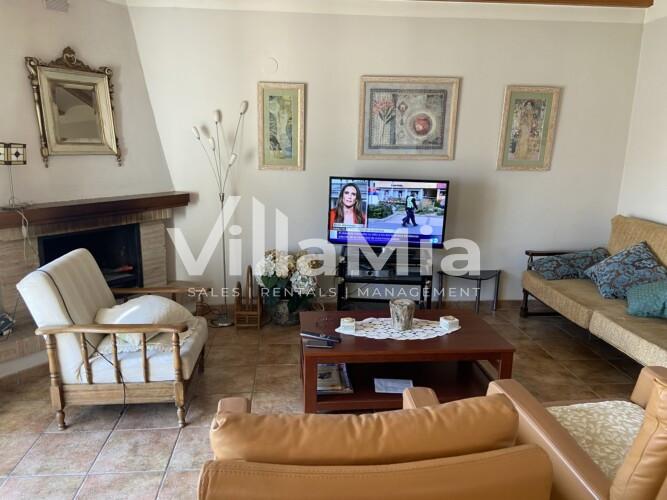 Villa in Javea for winter let VMR 1232