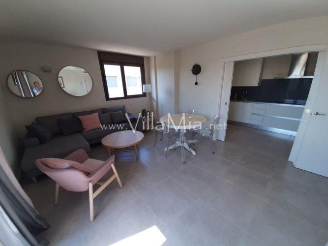 Apartment in Javea for winter let VMR 2831