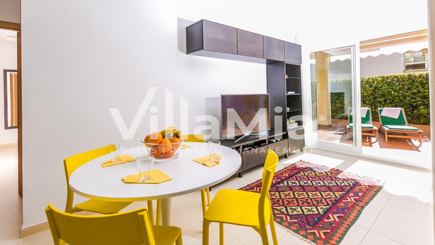 Apartment in Javea for winter let VMR 2844