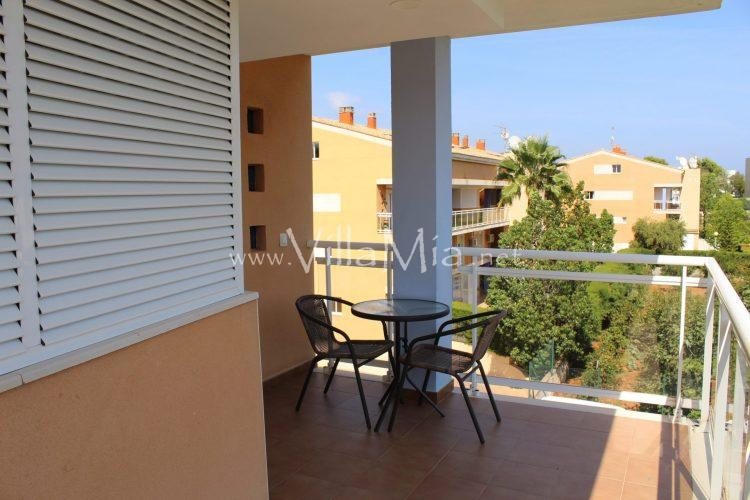 Apartment in Javea for winter let VMR 2853