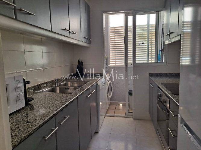Apartment in Javea for winter let VMR 2874