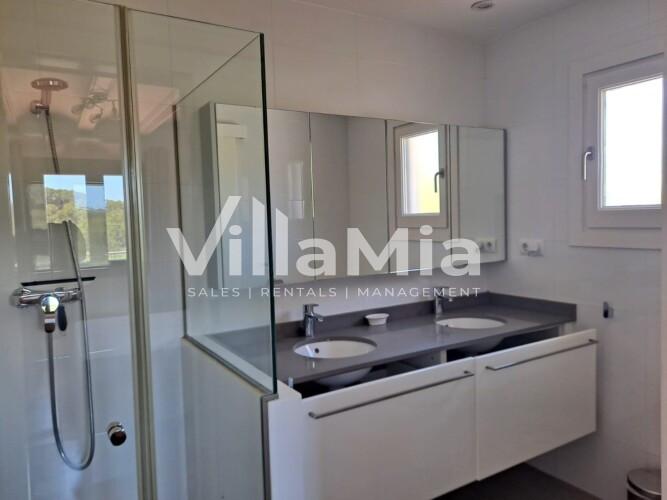 Villa in Javea for winter let VMR 2884